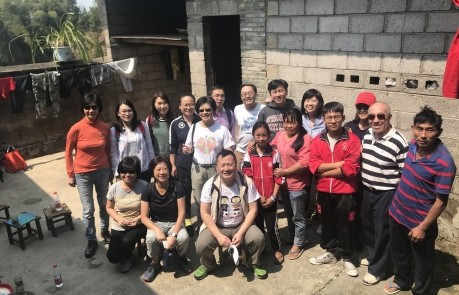 2019 China Care Fund - Sponsor's Visit